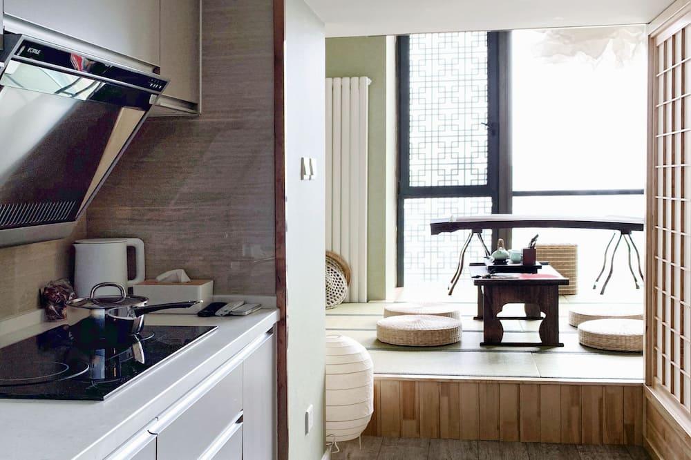 Luxury Apart Daire - Oturma Alanı