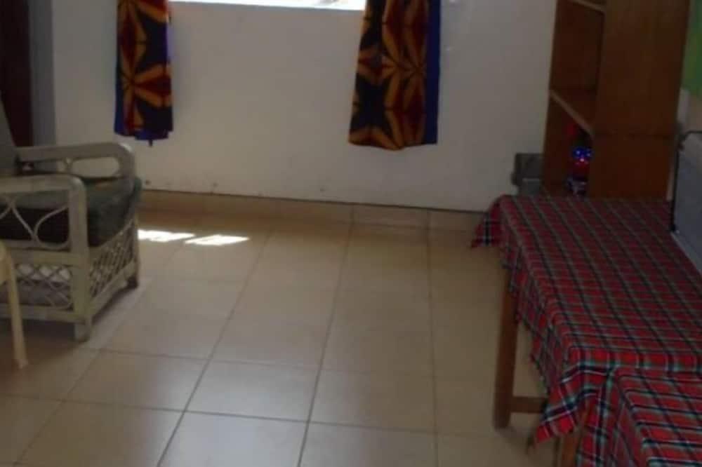 Pokój dwuosobowy typu Deluxe - Powierzchnia mieszkalna