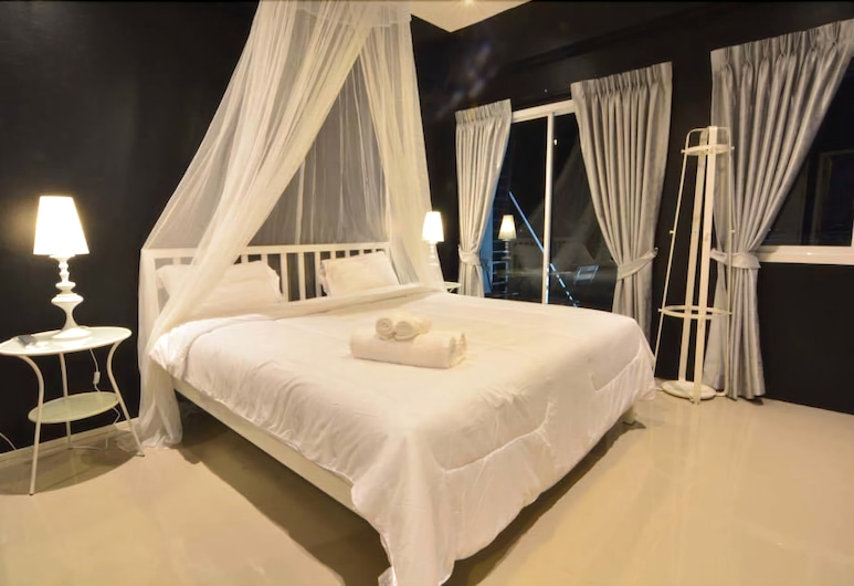 Day II Hotel, Chonburi, Standard Double Room with Balcony, Guest Room