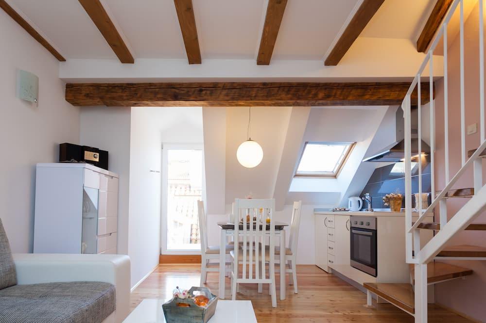 Appartamento City (1 Bedroom) - Area soggiorno