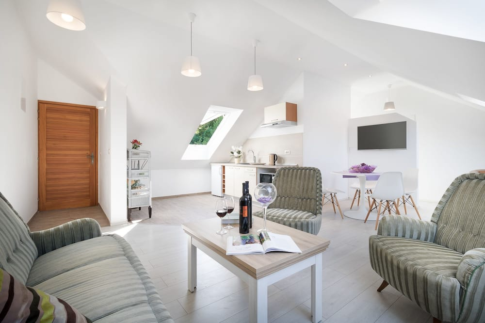 Apartmán (2 Bedrooms) - Obývacie priestory
