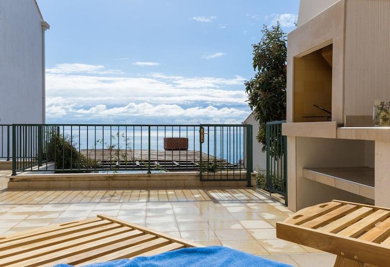Hedera Estate, Hedera A7, Dubrovnik, Apartamento panorâmico, Sacada, Vista para o mar (2 Bedrooms), Terraço/pátio