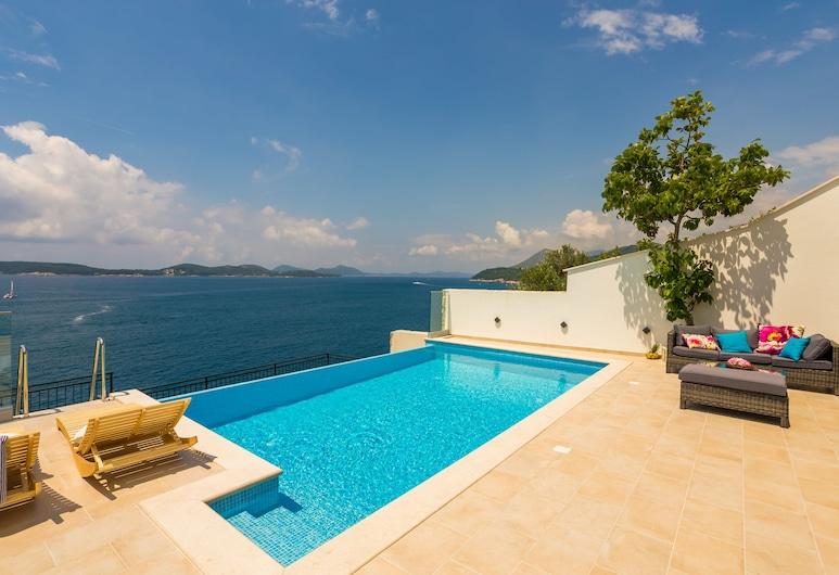 Hedera Estate, Villa Hedera VI, Dubrovnik, Piscina externa