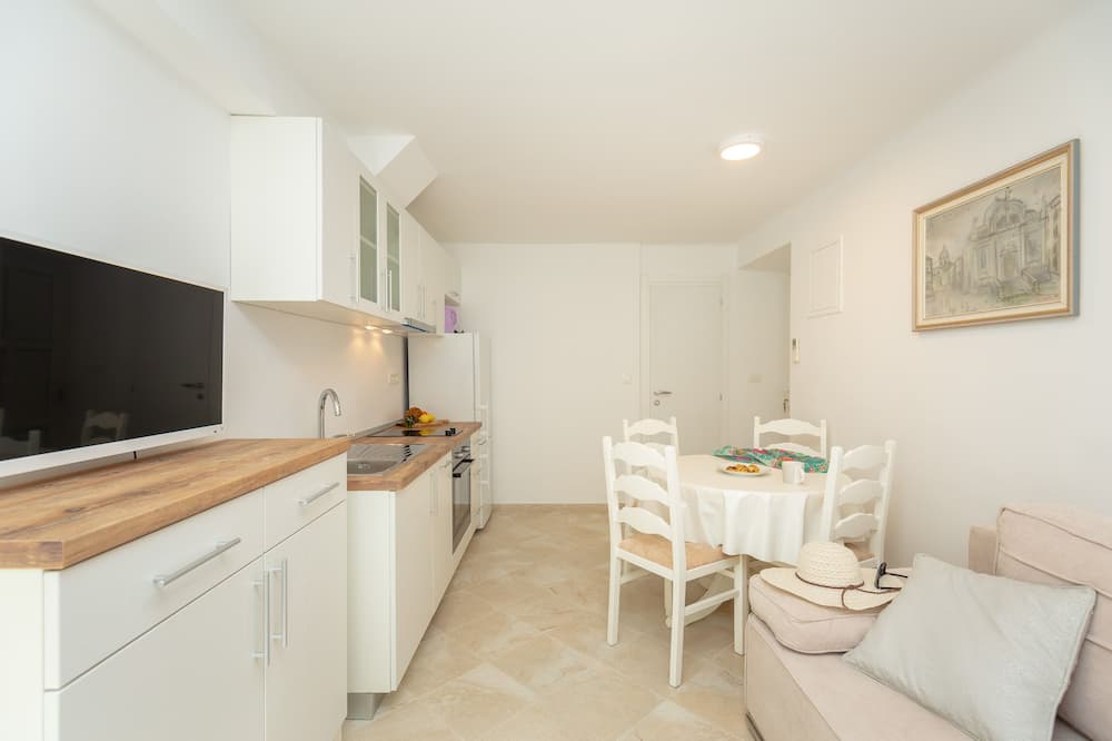 City-Apartment (1 Bedroom) - Wohnbereich