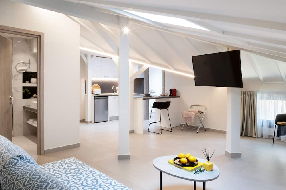 Thess Residence - Living Area