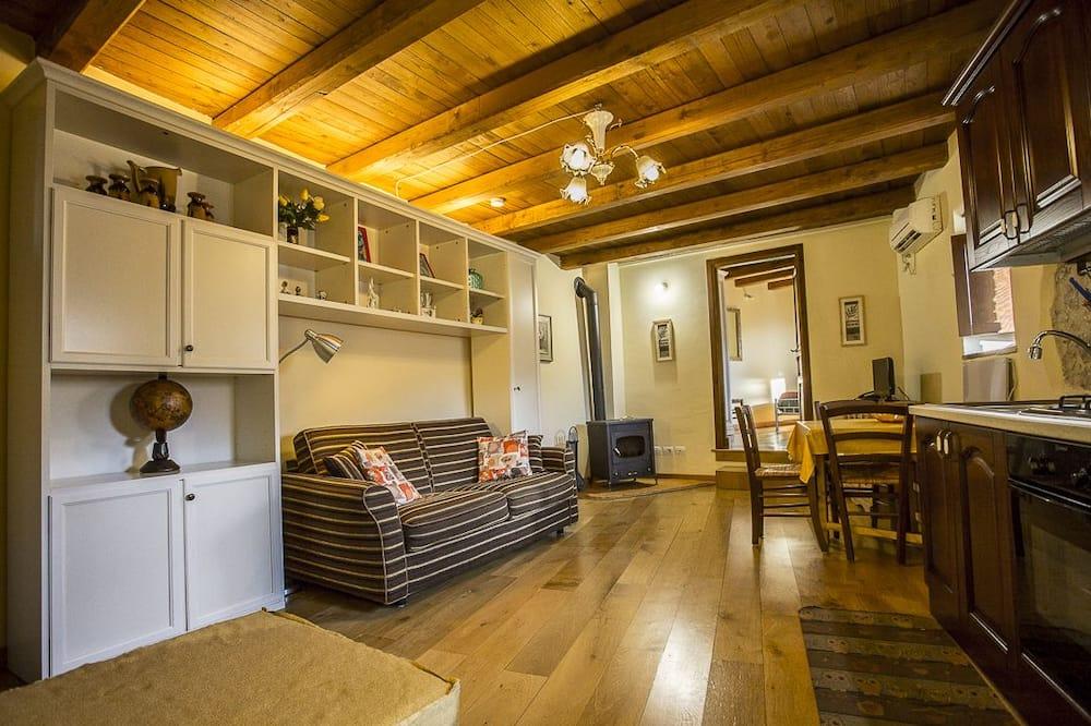 Casa, 1 habitación - Sala de estar