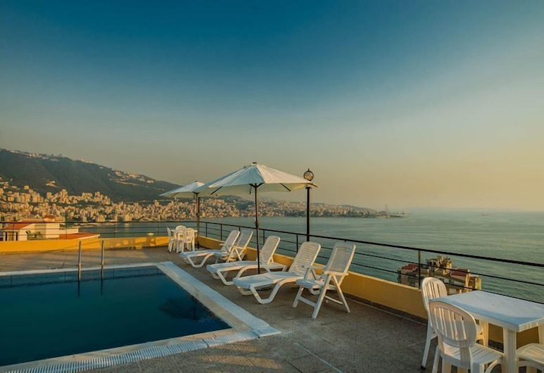 Aqua Vista Hotel, Kfar Yassine