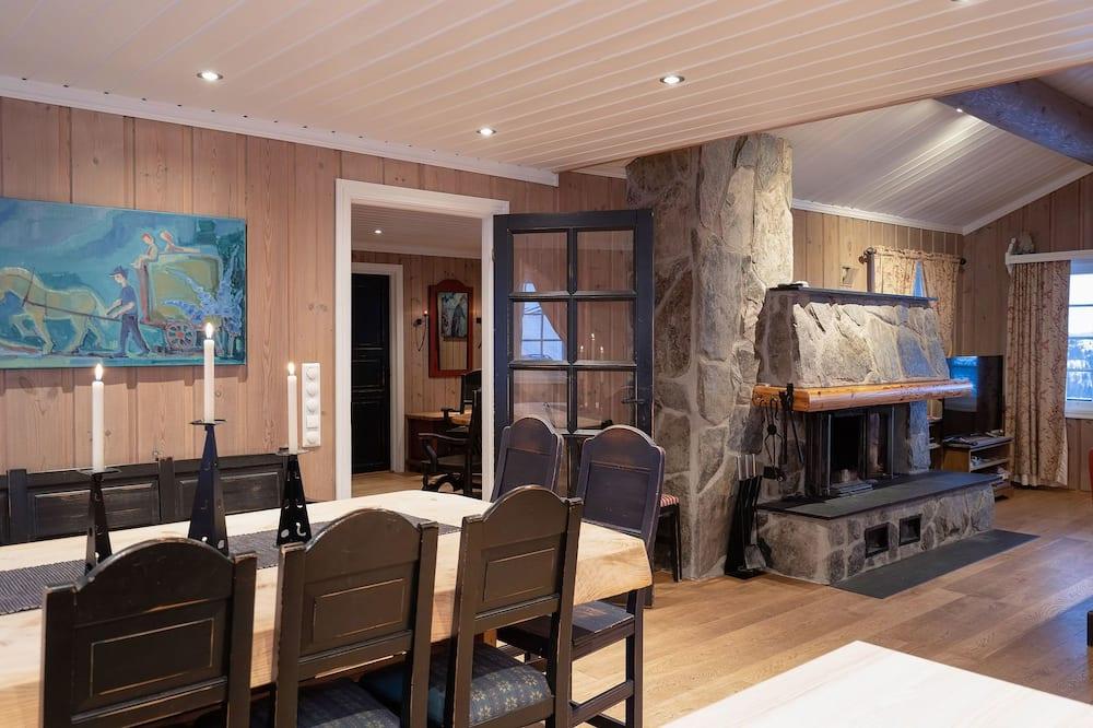Cabaña, varias habitaciones - Sala de estar