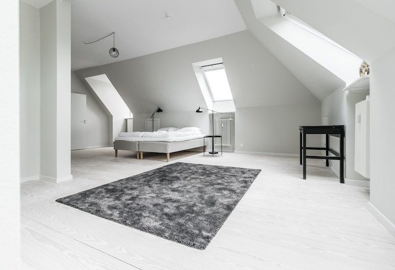 Majestic 300m2 Apartment, Copenhague, Departamento Deluxe, Habitación