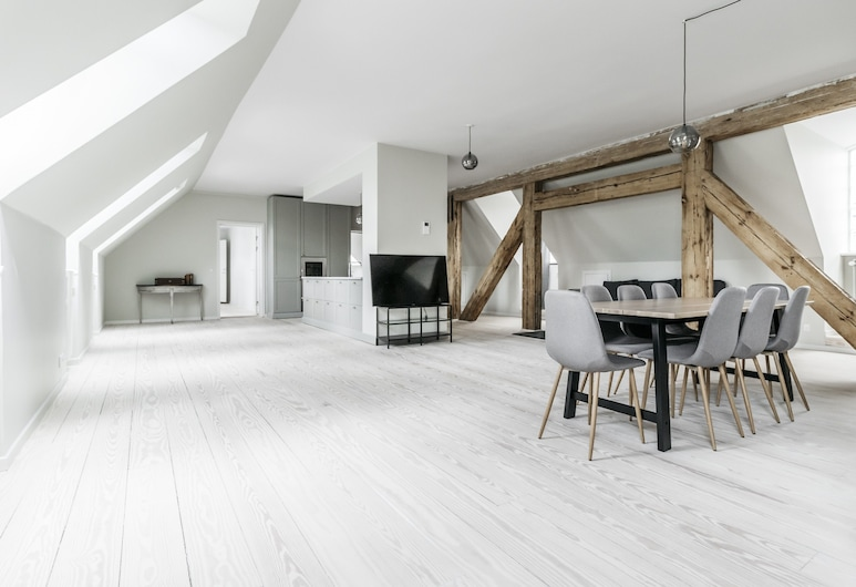 Majestic 300m2 Apartment, Copenhague