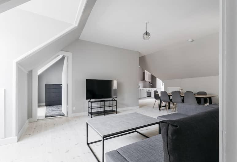 Apartment with Private Terrace, Copenhagen