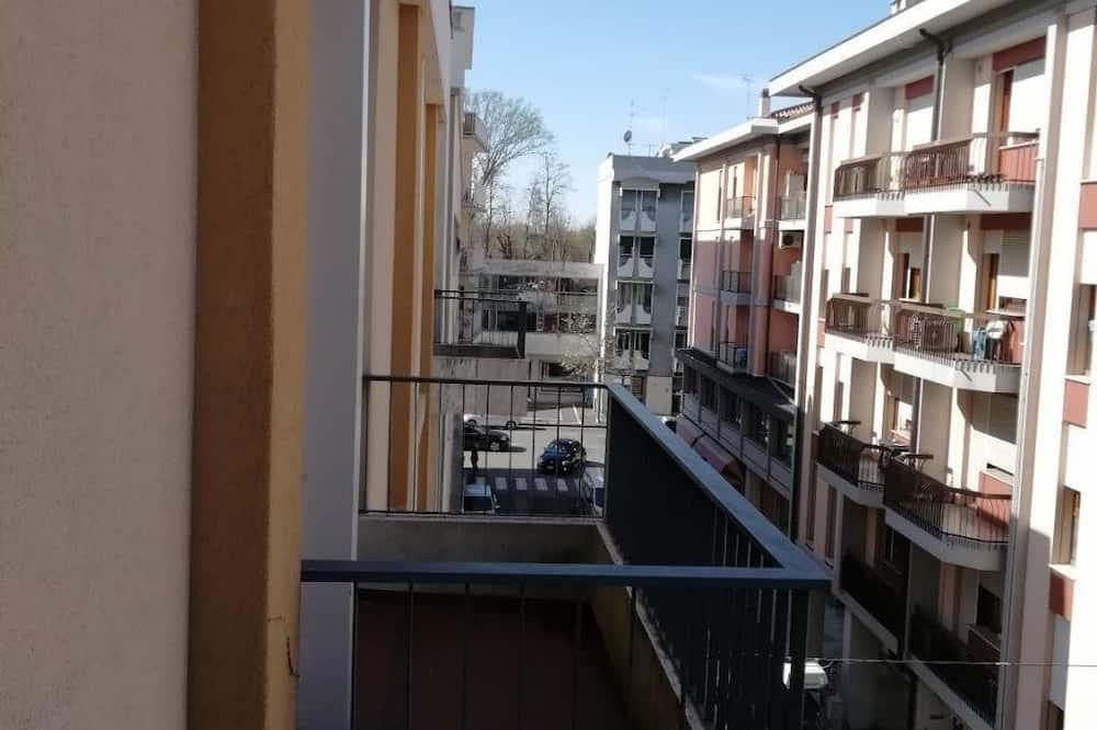 Apartamentai šeimai, 2 miegamieji - Balkonas