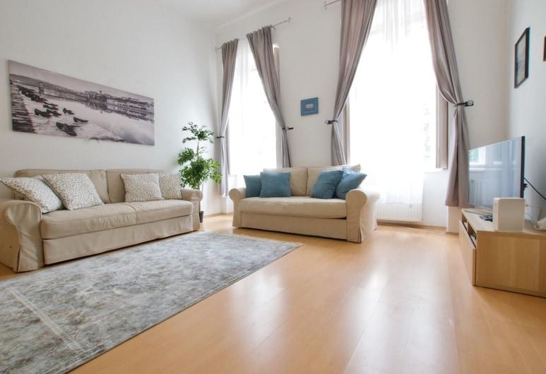 Oasis Apartments - Liberty Bridge II, Budapeszt, Apartament, Powierzchnia mieszkalna