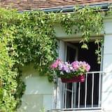 Habitación triple tradicional (Saumon) - Vista al jardín