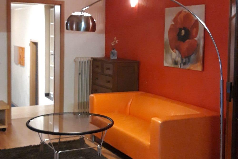 Apartamento (Erdgeschoss) - Zona de estar
