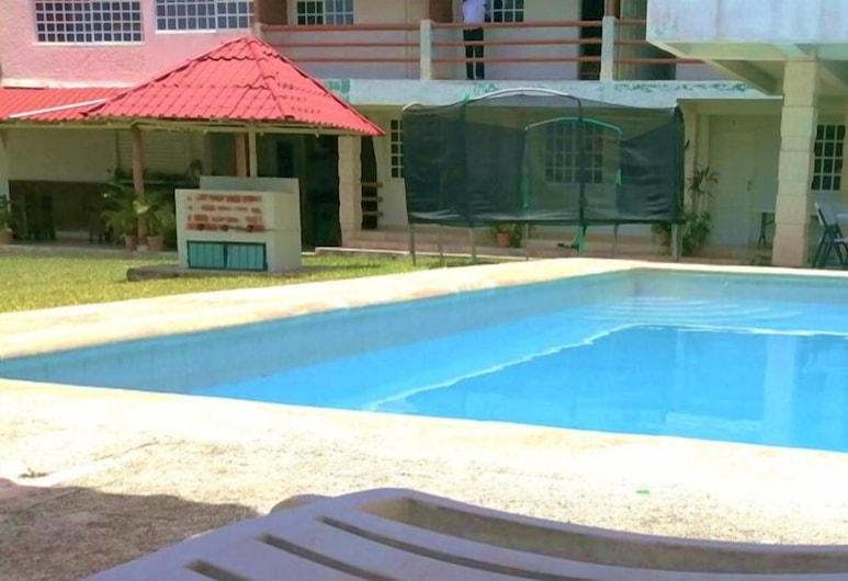 Hotel Laguna Encantada, Santa Elena, Havuz