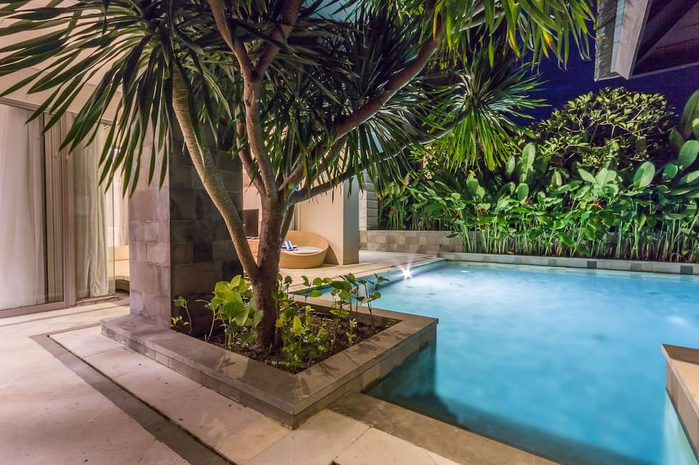 Villa Deluxe, 2 habitaciones - Piscina privada