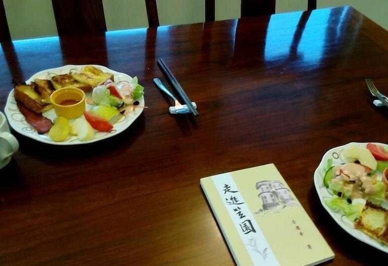 Jian Liyuan B&B, Ji'an, Frukostområde