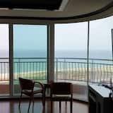Svit - havsutsikt (Hotel Type) - Vardagsrum