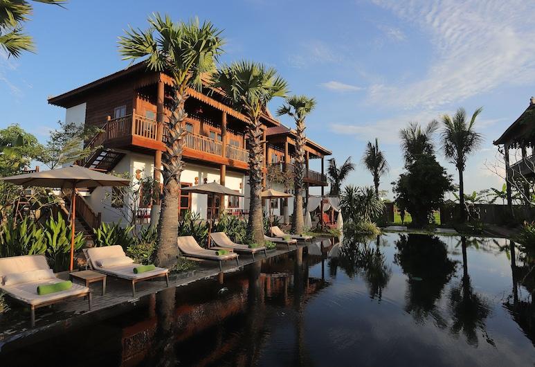 Dontrei Villa Angkor, Siem Reap, Building design