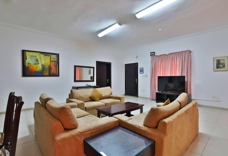OYO 242 Al Ahlam Resort Al Leith, Al Lith, Appartement, Salle de séjour
