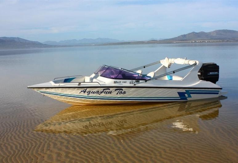 Lagoon Edge, Hermanus, Escursioni in barca