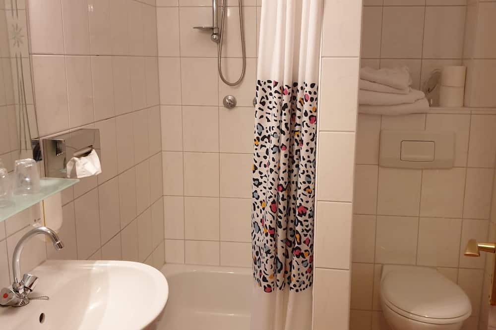 Comfort Single Room - Bilik mandi