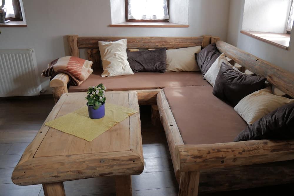 Design Σουίτα, 1 Υπνοδωμάτιο - Καθιστικό