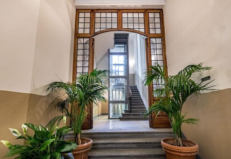 Palazzo dei Conti residenza d'Epoca, Florence, Hotel Entrance
