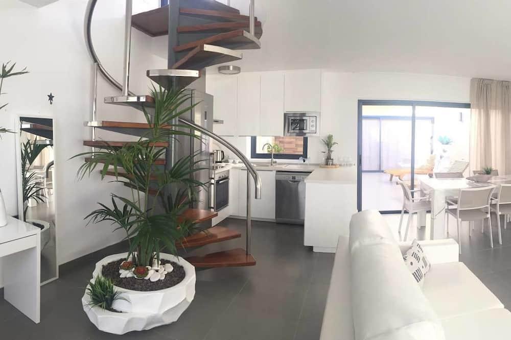 Standard Villa - Oturma Odası