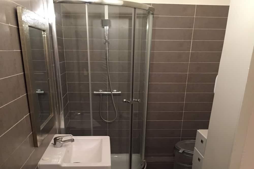 อพาร์ทเมนท์, ห้องน้ำในตัว, วิวสวนหย่อม (2 CH-62M2) - ห้องน้ำ