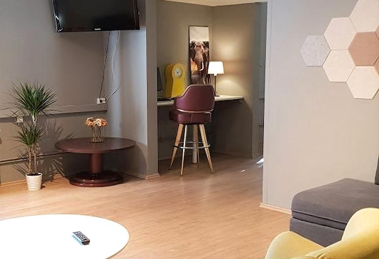 Hotel Ásbrú by Keflavik airport, Reykjanesbær, Lobby Sitting Area