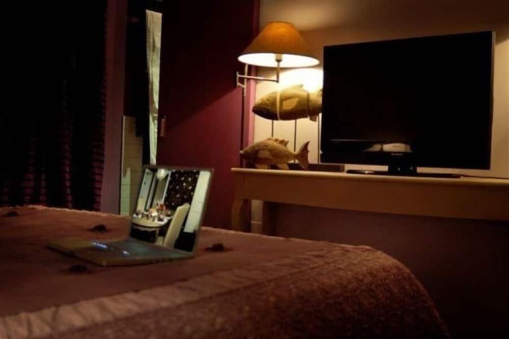 غرفة مزدوجة - بشرفة (2 pax) - غرفة نزلاء