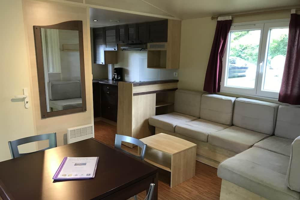 Casa mobile - Area soggiorno