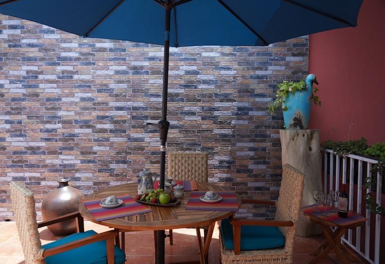 Casa Alfareros, Tlaquepaque, Ruang Sarapan