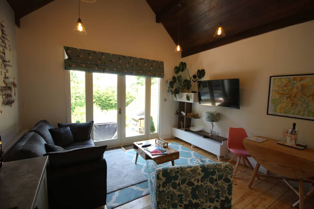 Apart Daire (Potters Retreat) - Oturma Odası
