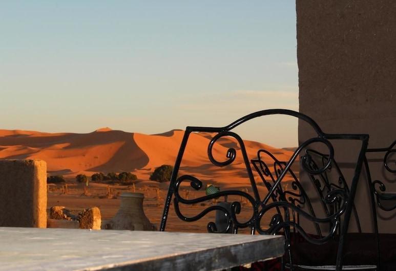 Auberge Salama, Rissani, Θέα από το ξενοδοχείο