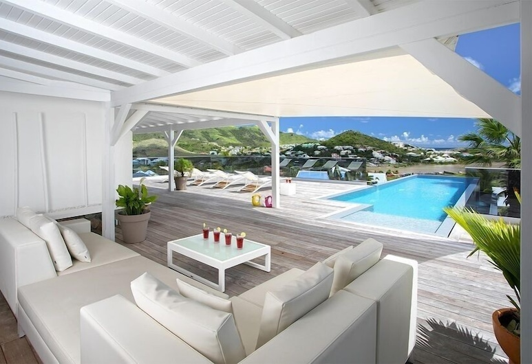 Villa Discovery, Orient Bay, Soba
