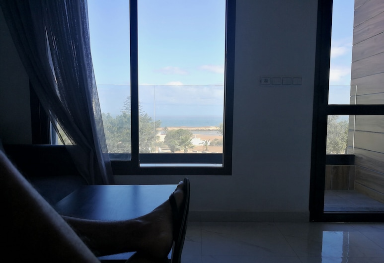 Crystal Palace, Oualidia, Superior Apartment, 2 Bedrooms, Sea View, Pemandangan dari bilik
