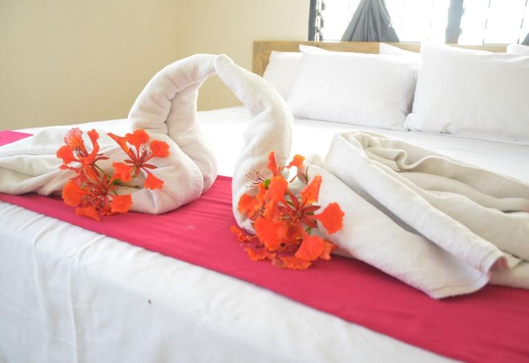 Casa Bugambilias Cancun - Hostel, Cancún, Habitación doble (Azaleas), Habitación