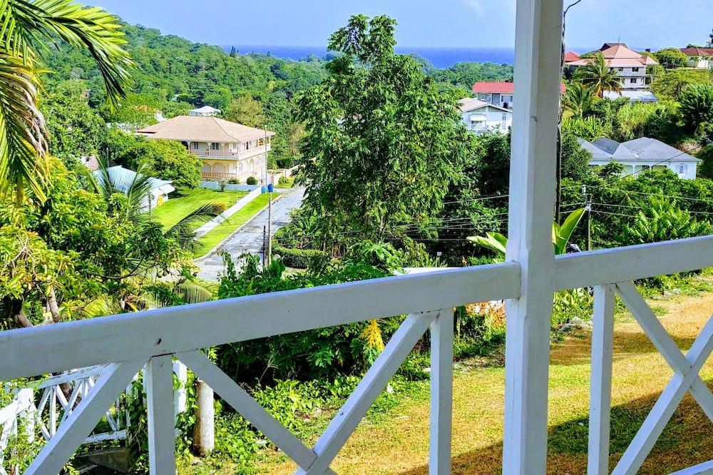 Панорамна вілла, 2 спальні - Балкон