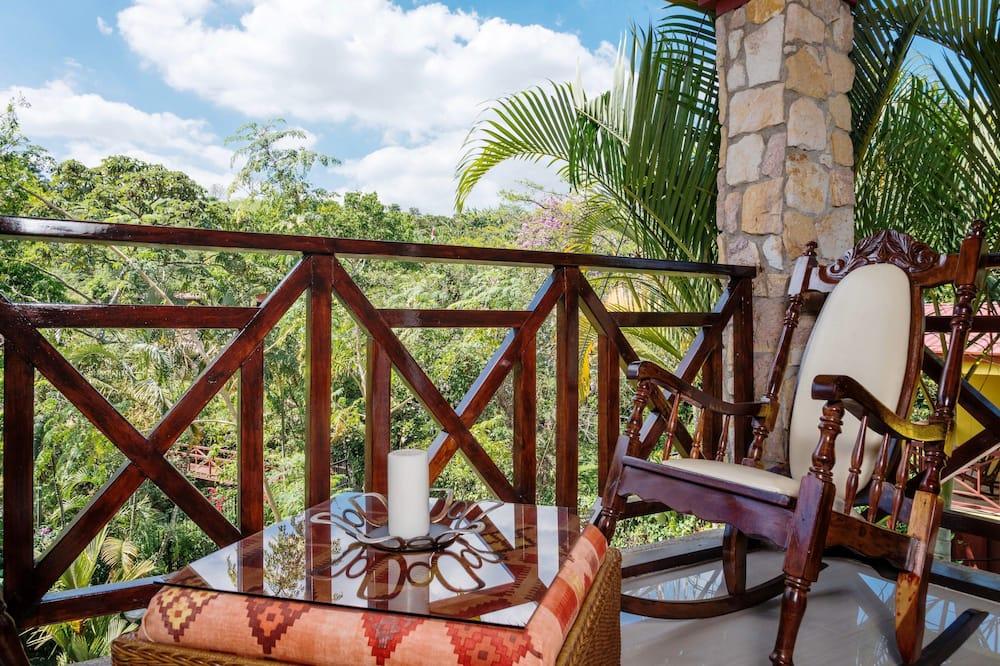 La Vista - Balkon