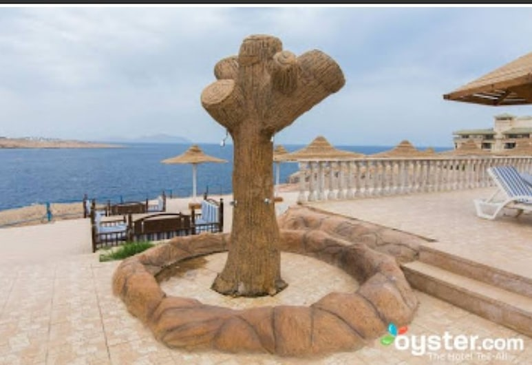 Halomy Grand Sharm, Sharm el Sheikh, Terraza o patio