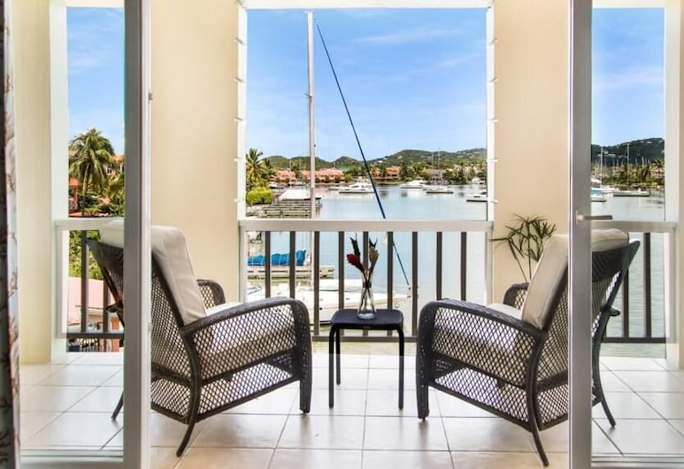 Book With Confidence and Relaxed Cancellation Policy - Short Walk to the Beach, Gros Islet, Balcony