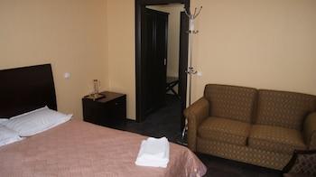 Obrázek hotelu Hotel Yubilejnaya ve městě Irkutsk