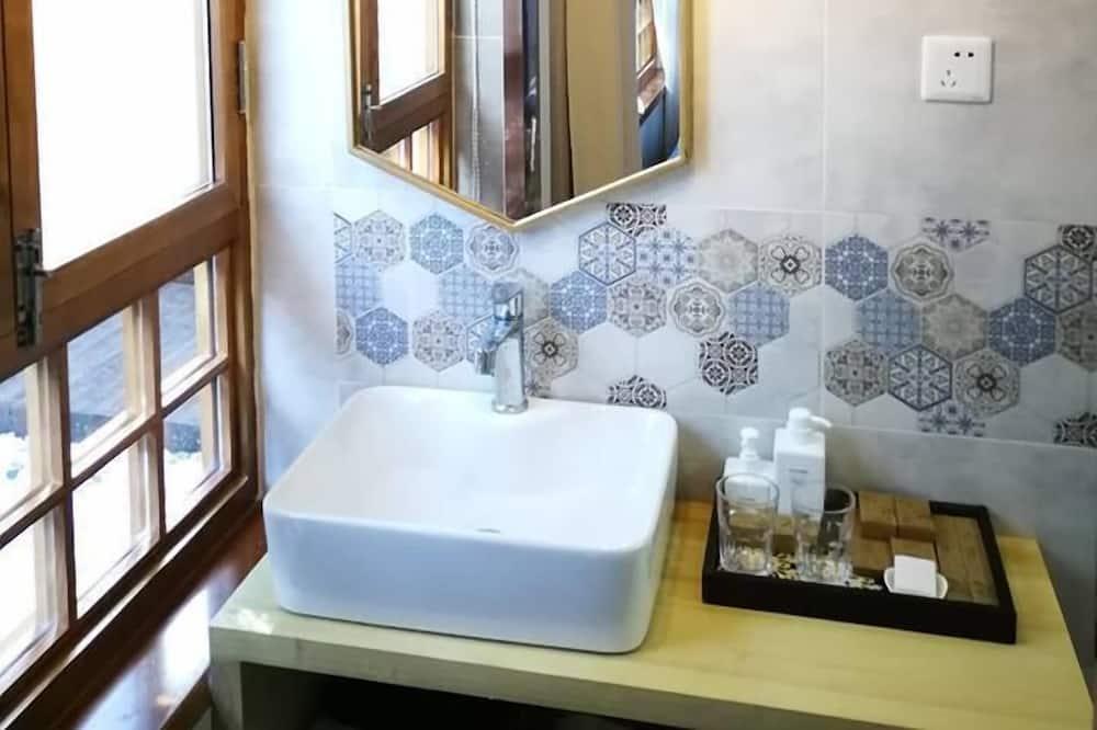 Habitación doble Deluxe - Baño
