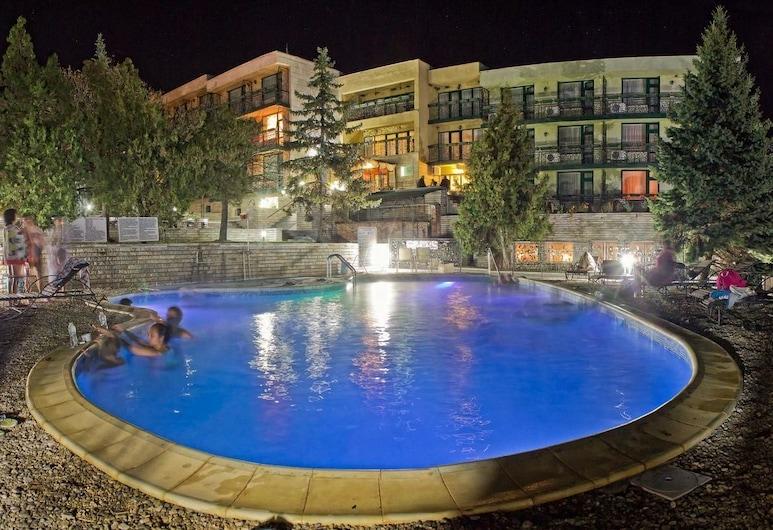 Hotel Vitalis, Kostenets, Lauko baseinas