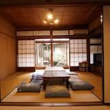 Mixed Dormitory Room (6 Futons) - Living Area