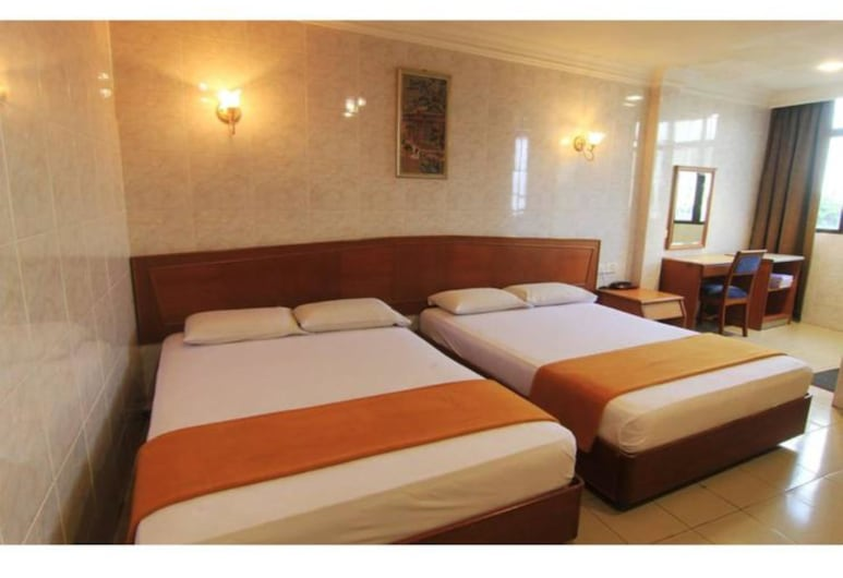 Hotel Hong Ping, George Town, Deluxe Room, Guest Room