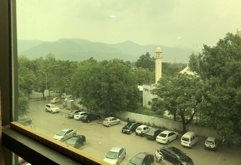 Hotel Rakaposhi Islamabad, Islamabadas, Svečių kambarys